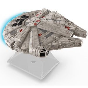 millennium falcon bluetooth speaker manual
