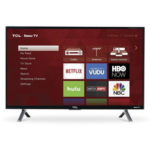 TCL Smart LED Roku TV