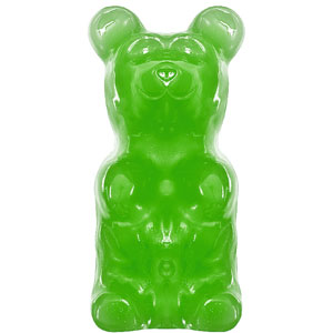 World's Largest Gummy Bear 5-pounds