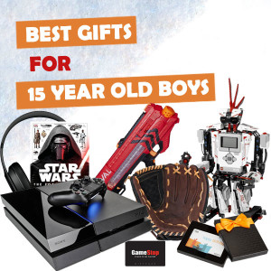 Gifts for 15 Year Old Boys