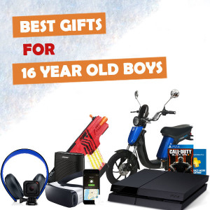 Gifts for 16 Year Old Boys