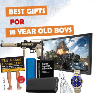Gifts For 18 Year Old Boys