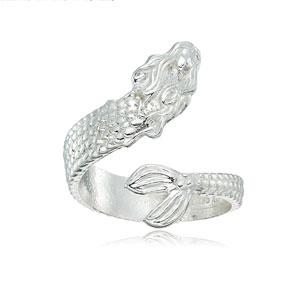 Alex and Ani Mermaid Ring Wrap