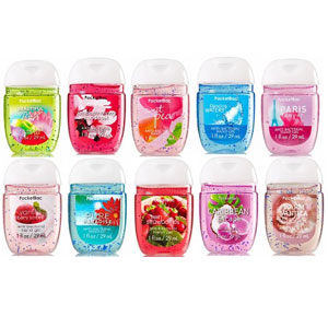 Bath & Body PocketBac Hand Sanitizers