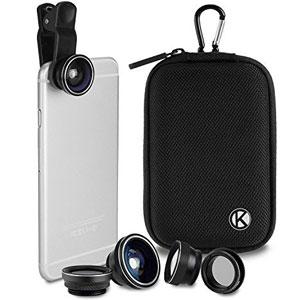 CamKix 5in1 Smartphone Camera Lens
