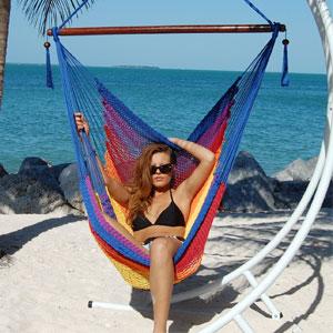 Caribbean Hammocks Hanging Chair