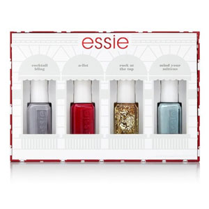 Essie Nail Polish Winter Set