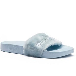 Fenty Puma Faux Fur Slide Sandal