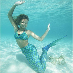 Fin Fun Mermaid Swimming Tail