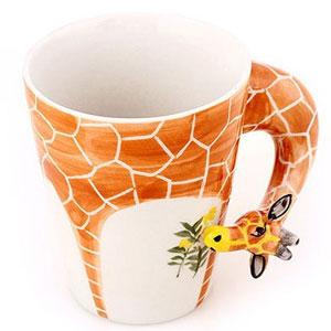 Glovion Giraffe Ceramic Cup