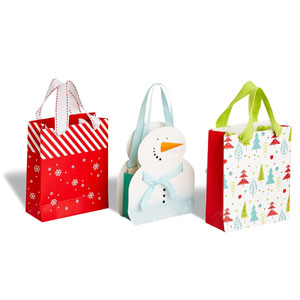 Holiday Gift Card Bags