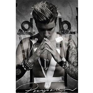 Justin Bieber Purpose Poster