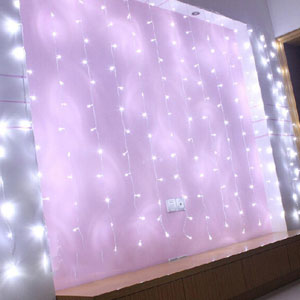 Kohree Curtain Fairy Lights
