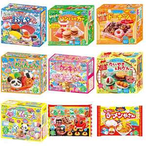 Kracie Popin DIY Japanese Candy Kit