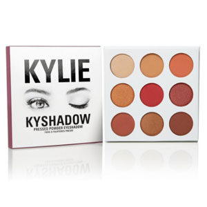 Kyshadow The Bronze Palette