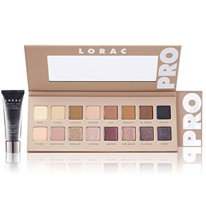 Lorac Pro Eye Shadow Palette 3