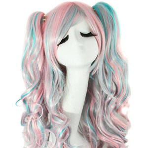 MapofBeauty Ponytail Wig