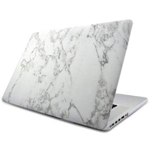 Marble Hardshell MacBook Case