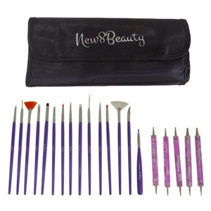 New8Beauty Nail Art Brushes