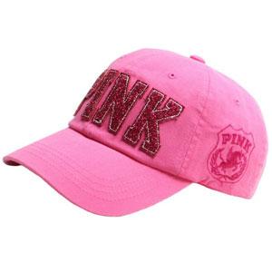 PINK Emblem Baseball Cap