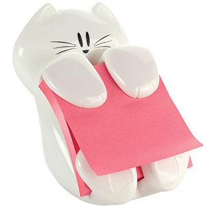 Post-It Cat Note Dispenser
