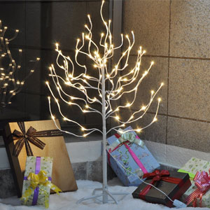 Rainleaf 3 Ft LED Star Light Tree