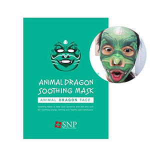 SNP Animals Character Printed Mask