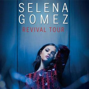 Selena Gomez Revival Concert Tickets