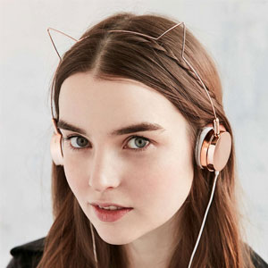 Skinnydip Cat Headphones