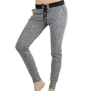 ToBeInStyle Heathered Joggers