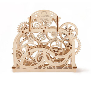 UGears 3D Self Propelled Model Theater