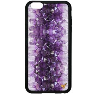 Wildflower Amethyst iPhone Case