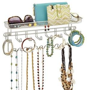 mDesign Fashion Jewelry Organizer