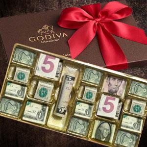 Candy Chocolate Money