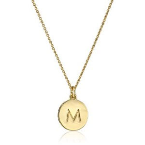 Kate Spade Inital Pendant Necklace