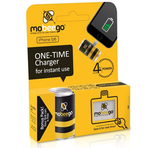 Mobeego Single Shot Charger