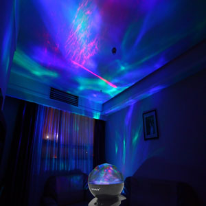 SOAIY Aurora Star Projector Lamp