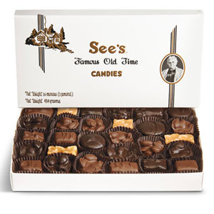 Sees Candies Nuts & Chews