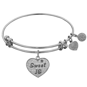Sweet 16 Angelica Bangle Bracelet