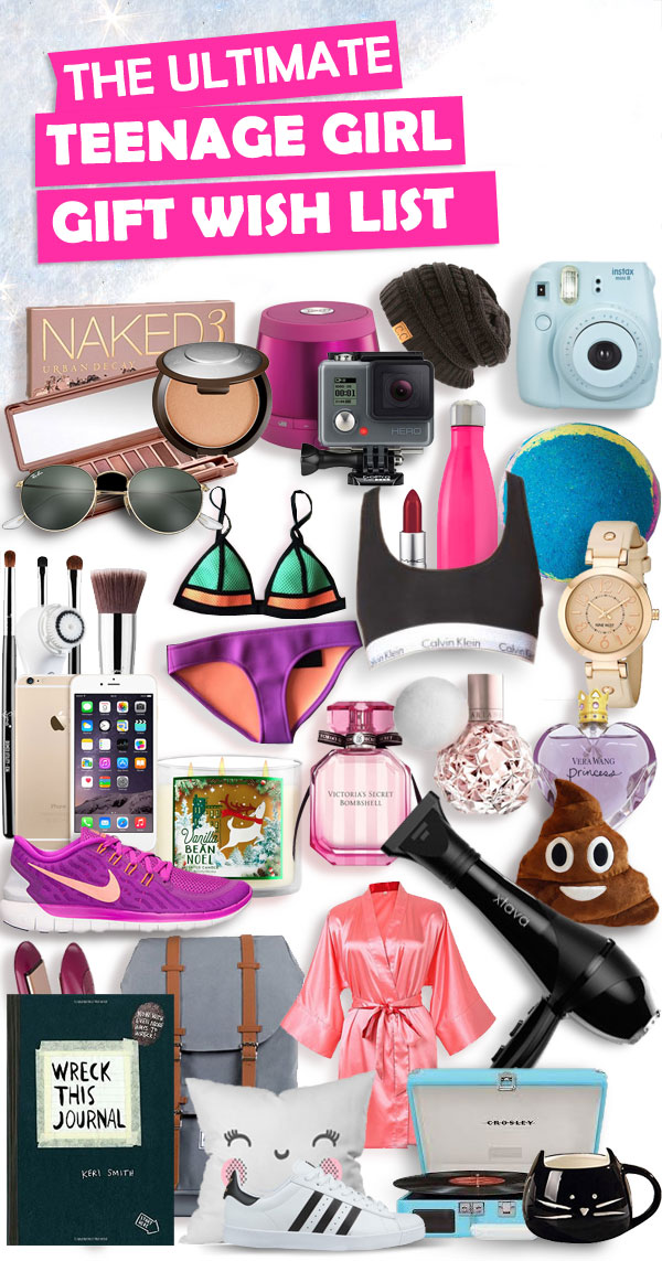 Christmas gifts for teenage girls list toy buzz - Cool things to buy for your room ...