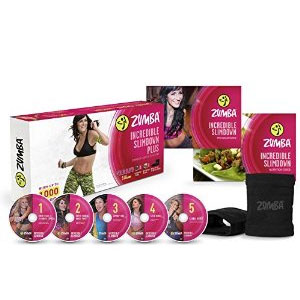 Zumba Fitness Incredible Slimdown DVD