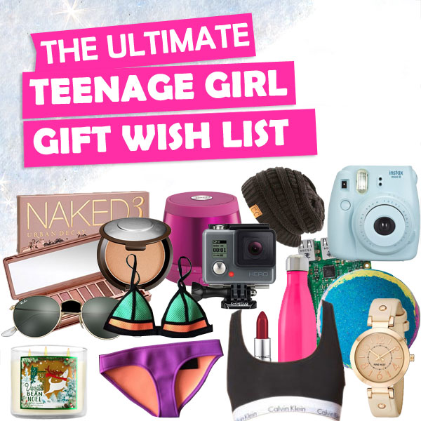 Popular Teenage Toys : Christmas gifts for teenage girls list toy buzz