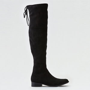 AEO Tie Over The Knee Boot