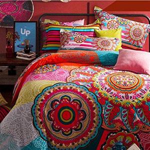 FADFAY Boho Style Bedding Set