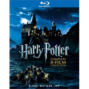 Harry Potter: Complete 8-Film Set