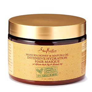 SheaMoisture Manuka Honey &Mafura Oil Hair Mask