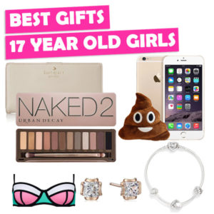 Gifts for 17 Year Old Girls