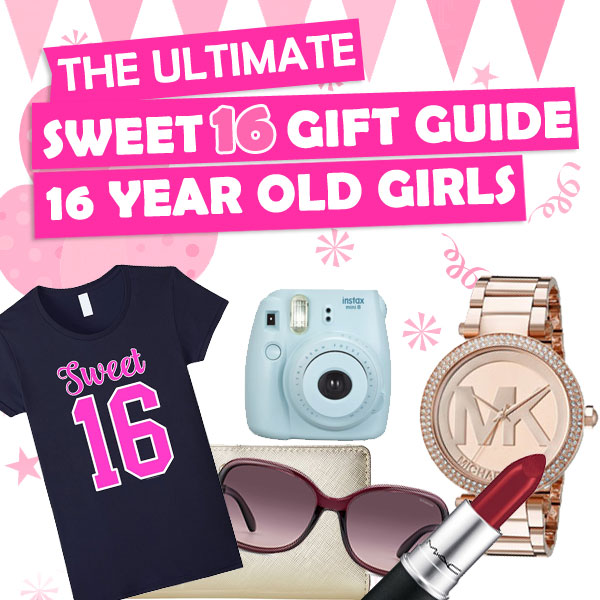 Sweet 16 Gift Ideas For 16 Year Old Girls • Toy Buzz