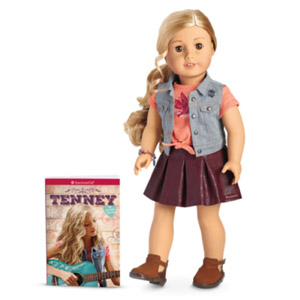 American Girl Tenny Grant