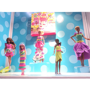 Barbie Create & Style Clay Fashions